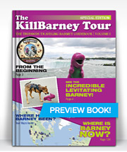 Preview KillBarney tour Book Pages