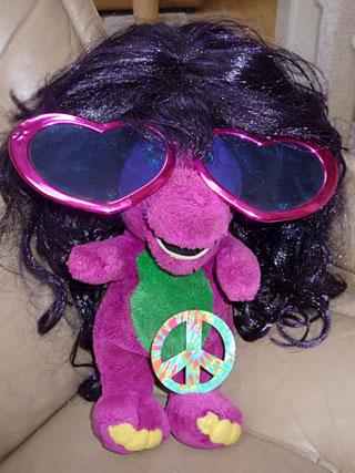 Hippie Barney